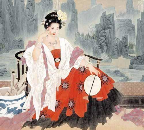 中国古代四大美女的故事 中华大地 田纳西新闻